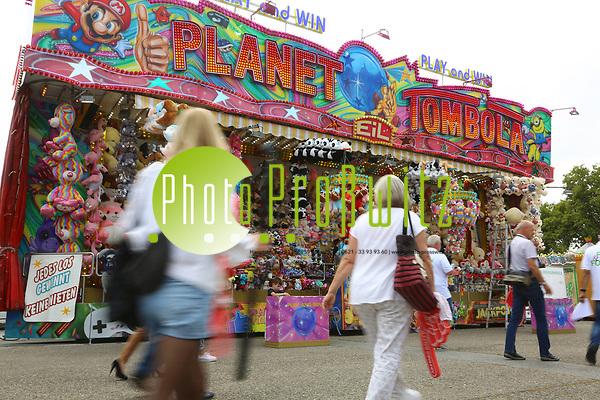 Fun and Food auf dem neuen Messplatz soll ein Testlauf für weitere Open Air Veranstaltungen sein., Erste Bilder zur Fun and Food