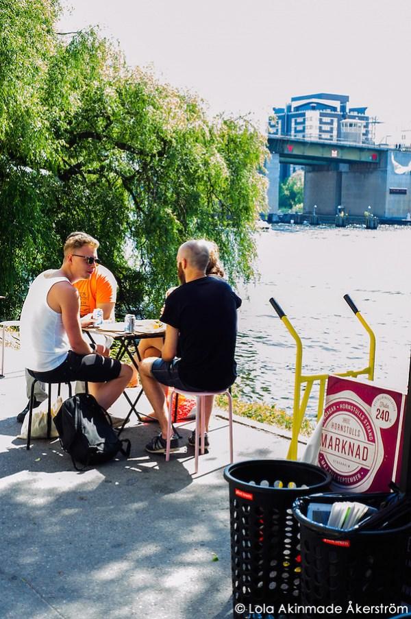 Stockholms Street Food Trucks Slow Travel Stockholm