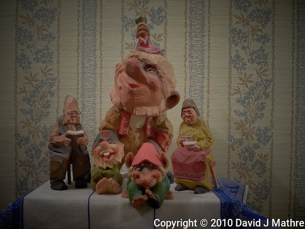 Troll Family. Image taken with a Leica D-Lux 5 camera (ISO 80, 7.5 mm, f/4, 0.8 sec) (David J Mathre)