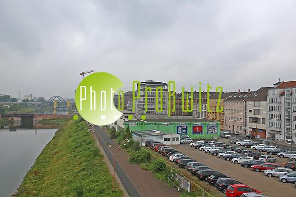 Mannheim. 11.08.17 | Jungbusch Jungbusch. Kaufmannsmühle mit C-Hub BILD- ID 0018 | Bild: Markus Prosswitz 11AUG17 / masterpress (Bild ist honorarpflichtig - No Model Release!) (Markus Prosswitz / masterpress)