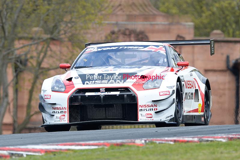 #80 Chris Hoy/Alex Buncombe – Nissan GT Academy Team RJN, Nissan GT-R Nismo GT3
