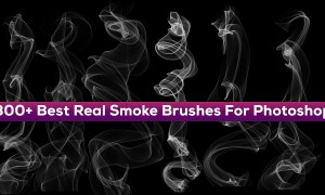 300+ Best Real Smoke Brushes For Photoshop, Free Photoshop Brushes