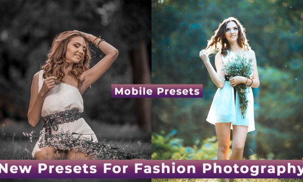 New Presets For Lightroom Mobile - Download Free Mobile Lightroom Presets 2020