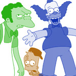 Los Simpson cepillos