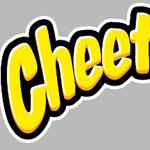 Cheetos bag text