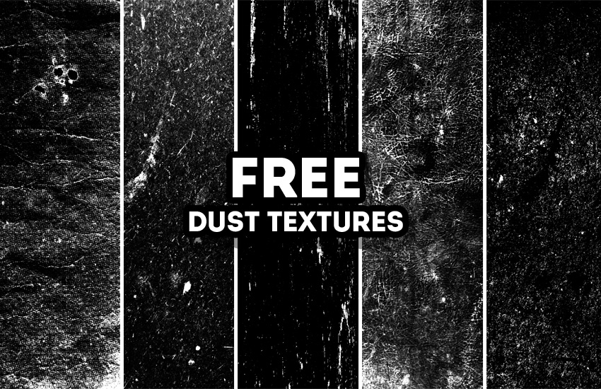 Free Dust Textures Photoshop Supply