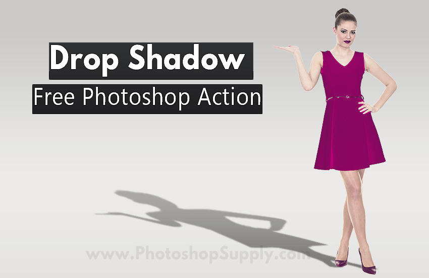 Photoshop Shadow Effect