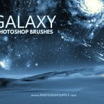 Galaxy Brushes Photoshop