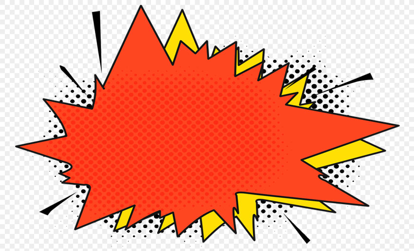 FREE) Comic PNG & Comic Sound Effects - Photoshop Supply