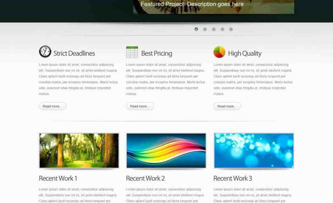 how to create a professional web layout in photoshop photoshop