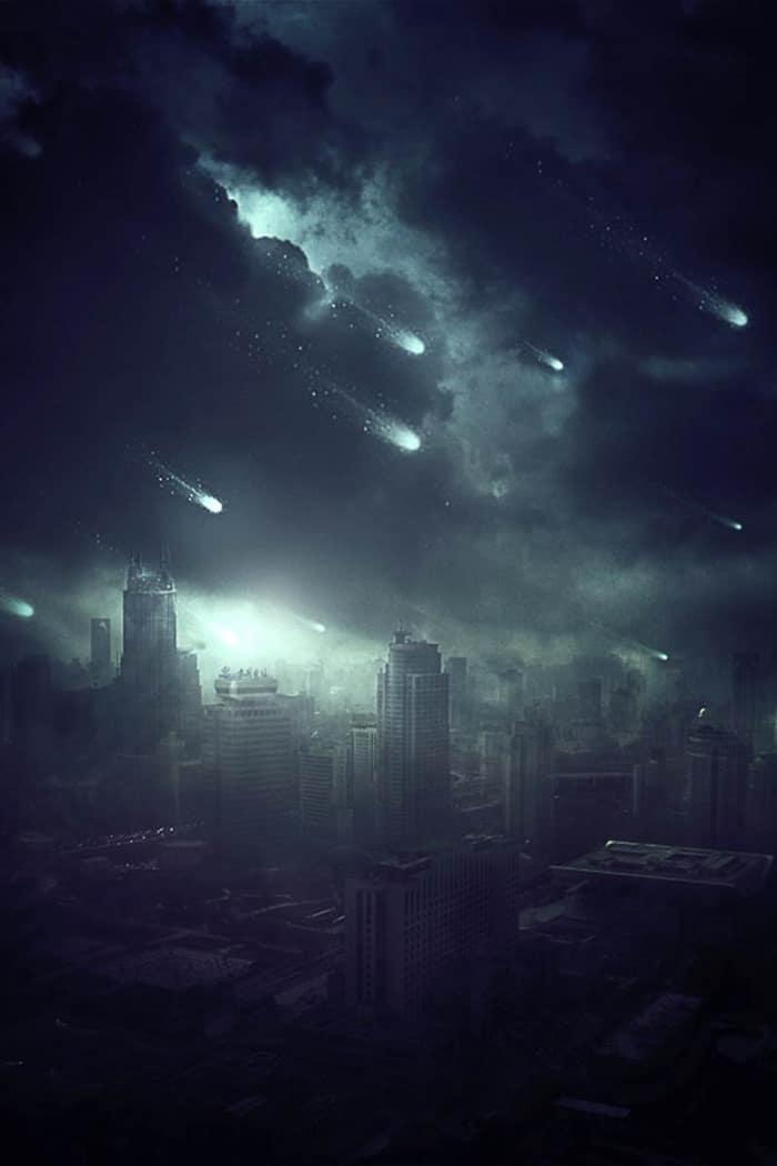 Урок создание апокалипсиса в Photoshop