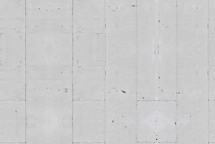 White Metal Panel