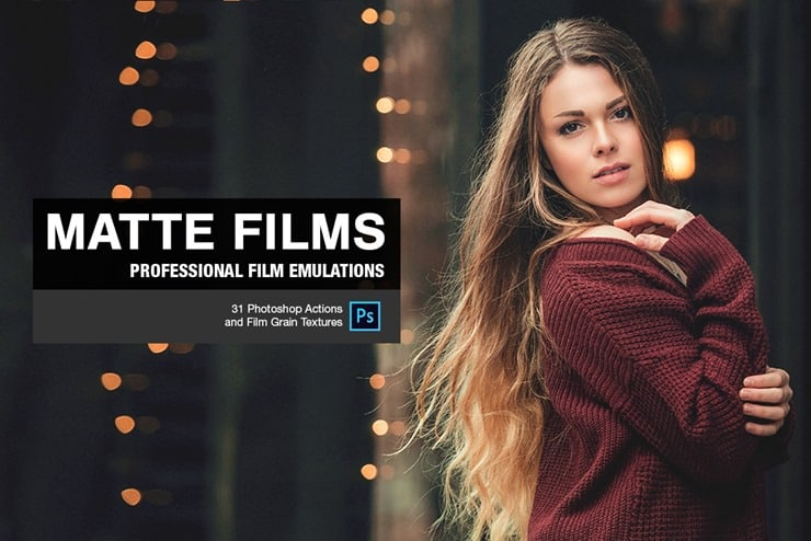 The Best Film Emulation Photoshop Actions Are Here - Photoshop Tutorials