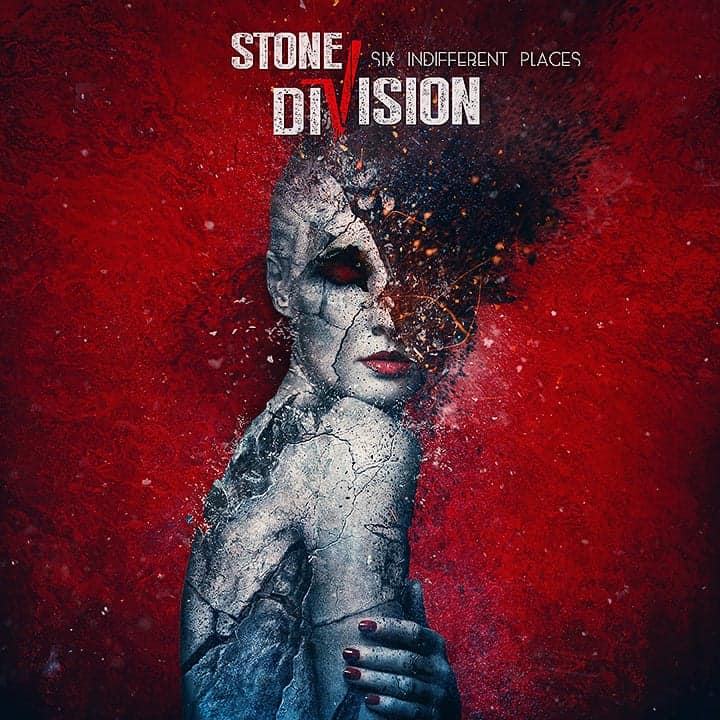 Stone division cover artwork by Mario Sánchez Nevado