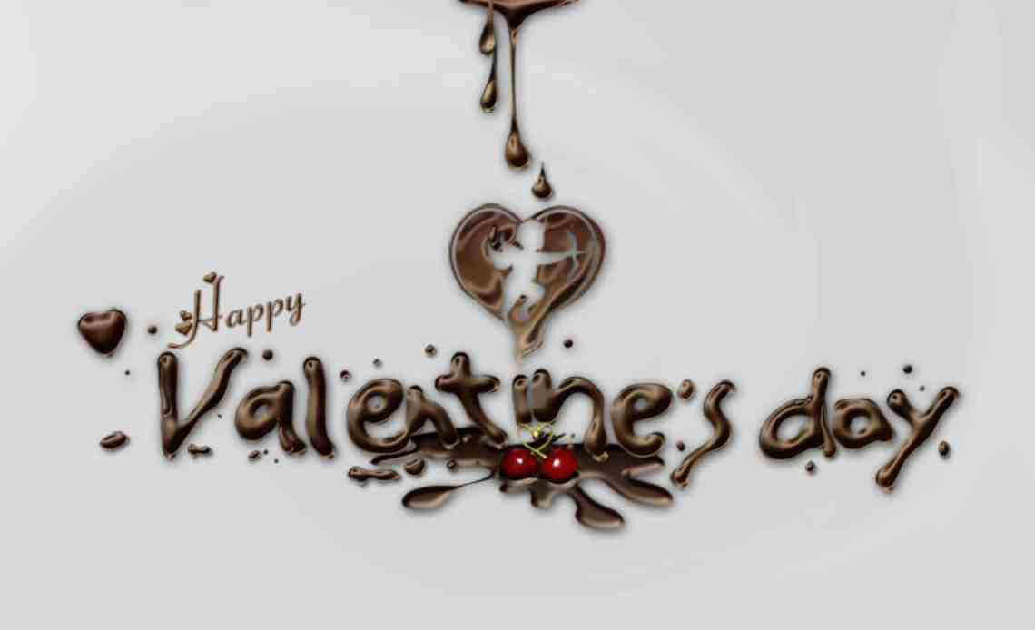 How To Create A Chocolaty Valentine S Day Card For Your Girlfriend