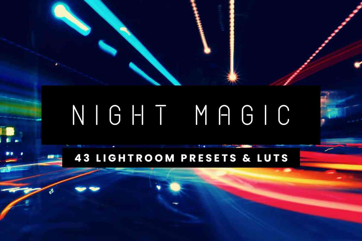 8 Free Lightroom Presets and LUTs for Nightscapes