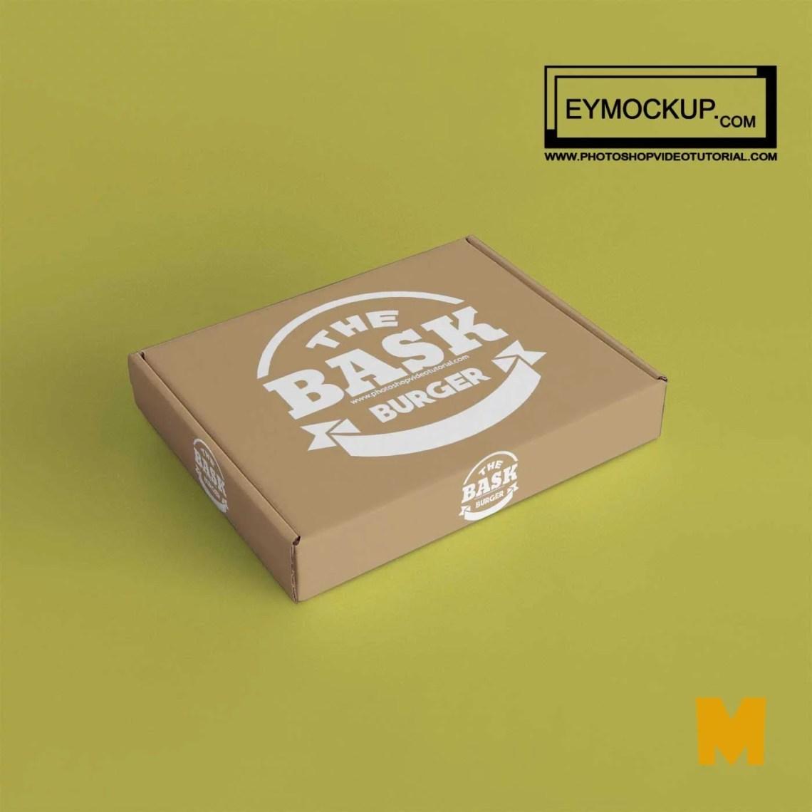 Download Free Pizza Box Mockups 2017 | PSD Mockup | Free Mockup