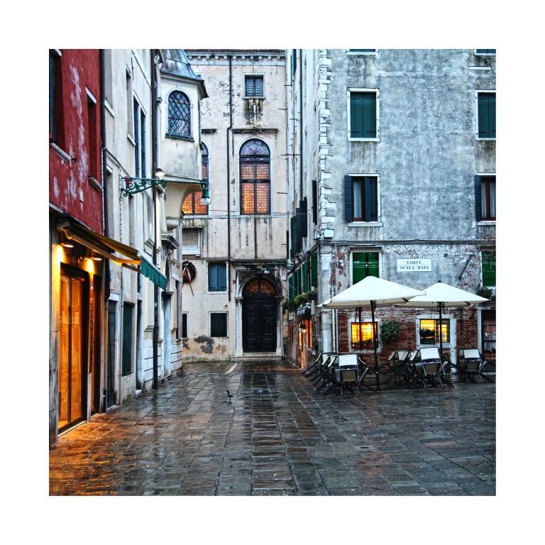#13 Rainy twilight in the Ghetto