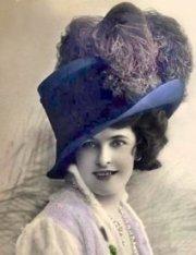 women's hairstyles -1840 1960