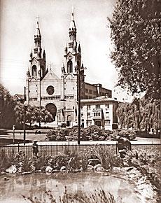 Saints Peter and Paul Church  San Francisco Historical