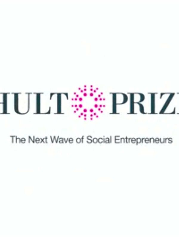 Event Video for The Hult Prize 2013