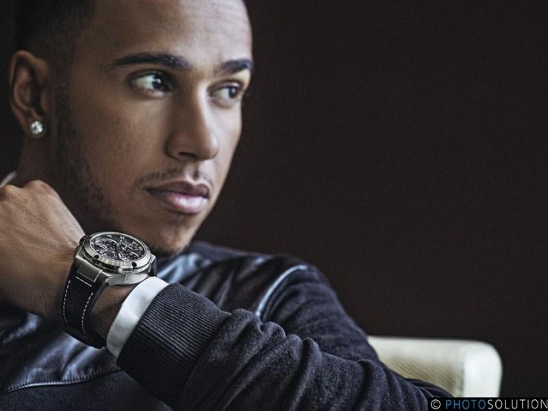 Lewis Hamilton & IWC