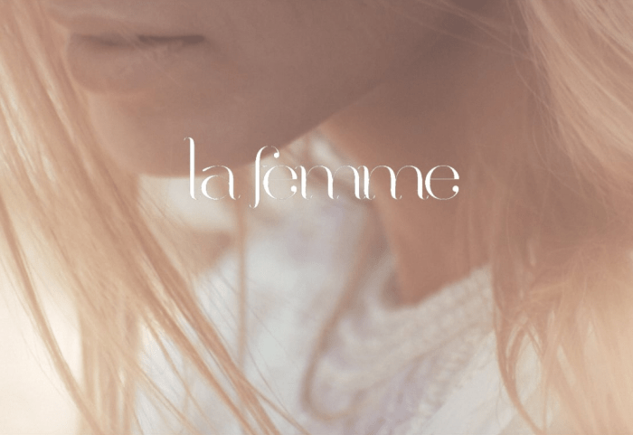 Fashion Video for La Femme