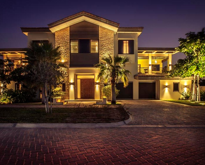 Architectural Photo & Video for Jumeirah Golf Estate Villa