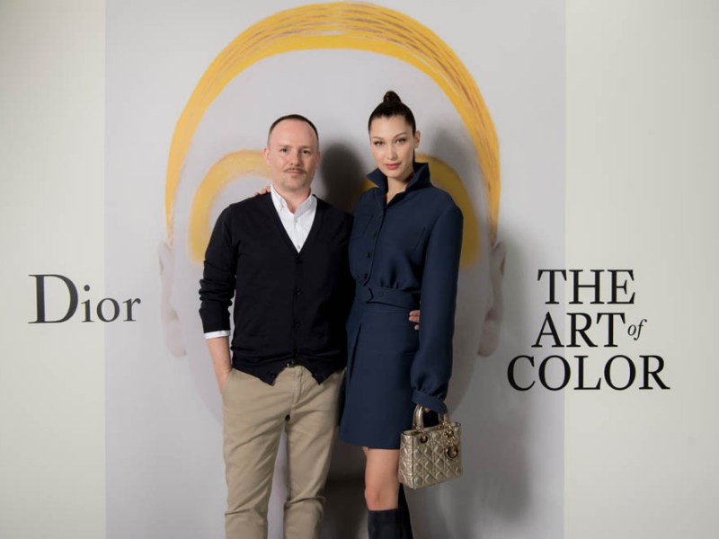 Dior: The Art of Color with Bella Hadid