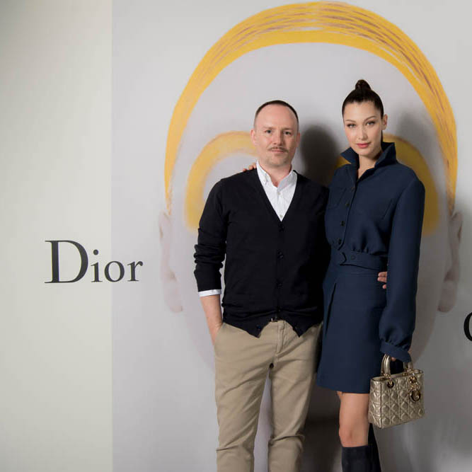 The Art of Colour with Dior & Bella Hadid