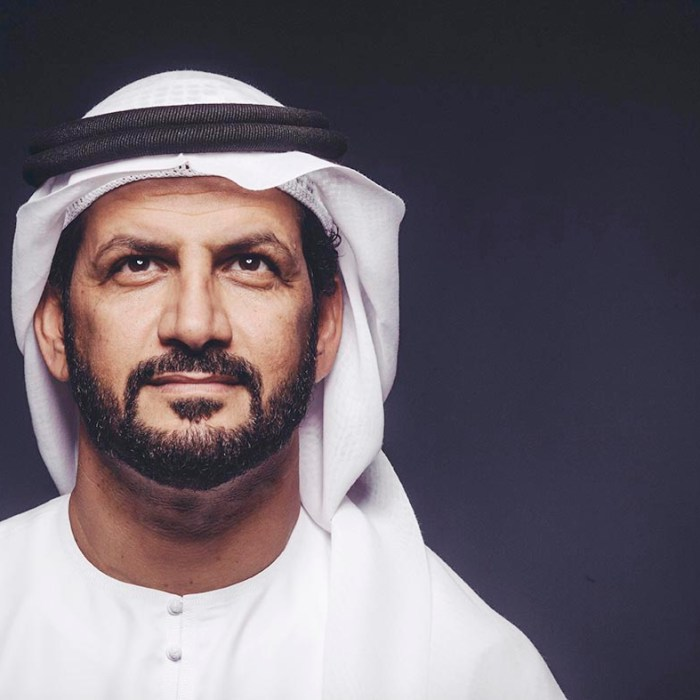 Portraits of Emirati Personalities
