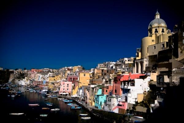 Discover Procida, Italian capital of culture for 2022. Marina della Corricella
