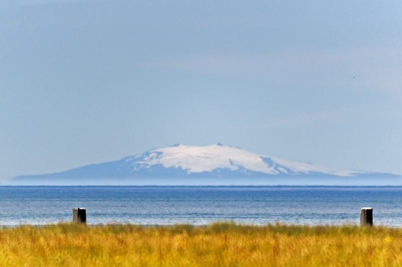 Snæfellsnes ed il suo vulcano