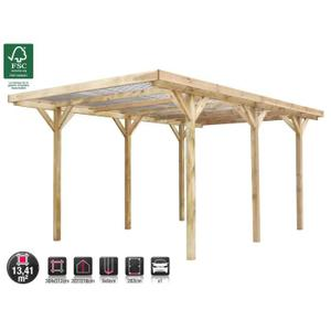 Brico Pergola Mesa Madera Ikea Jardin With Brico Pergola Marvelous - Car port brico depot