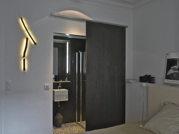 Porte Coulissante Pour Salle De Bain