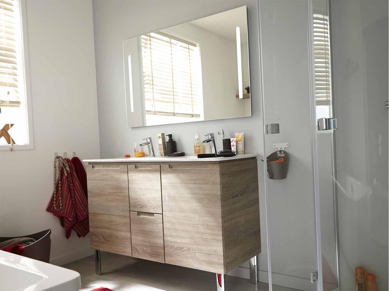 Miroir salle de bain leroy merlin simple miroir salle de for Miroir leroy merlin