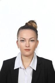 Portrait caption for CV