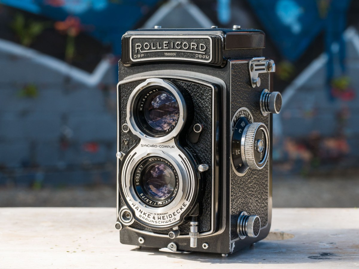 Rolleicord Va Type 1 – The middle twin