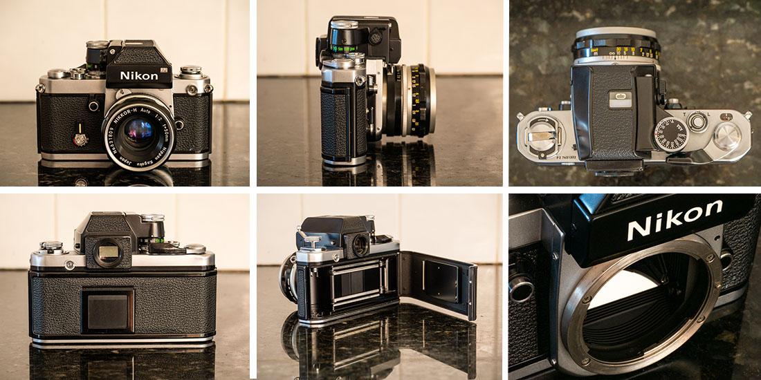 Nikon F2 Photomic