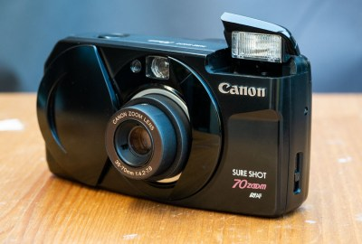 Canon Sure Shot 70 Zoom