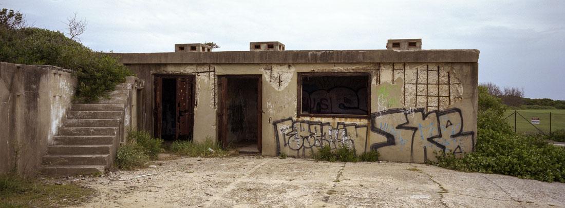Abandoned | Hasselblad XPan, 45mm | Kodak Portra 400