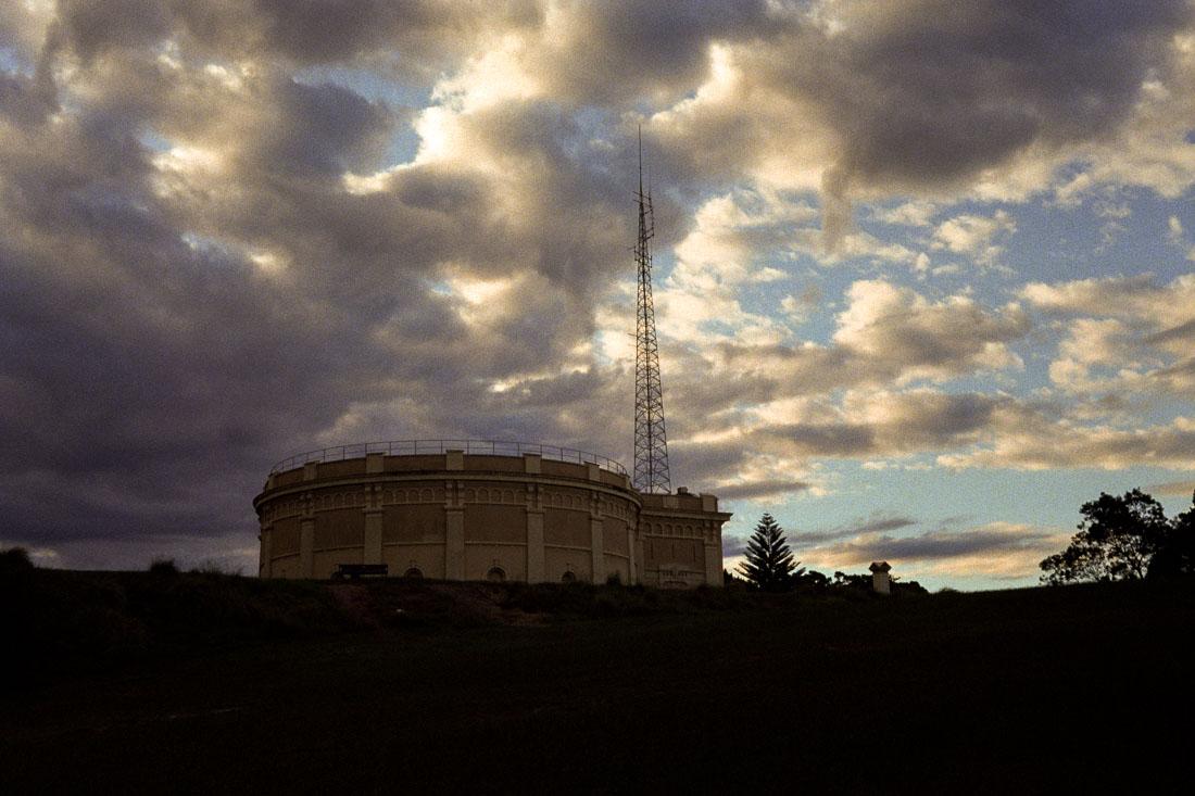 Waverley Park, Sydney | Prakti | Kodak Ultramax 400