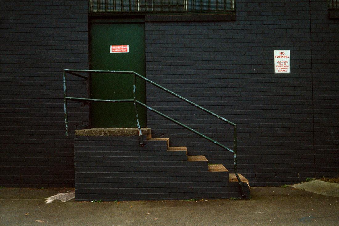 Stairs   Prakti   Kodak Ultramax 400