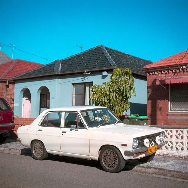 Old car | Walzflex | Kodak Portra 160