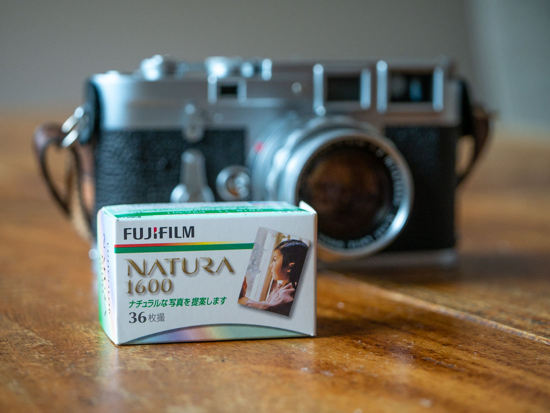 Fujifilm Natura 1600