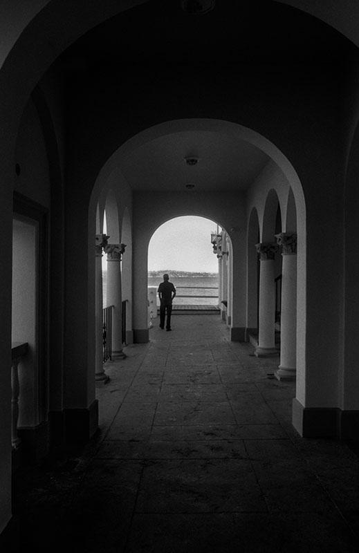Manly Pavilion | Nikon F3 | Nikkor 28mm f/2.8 Ai | Oriental Seagull 400