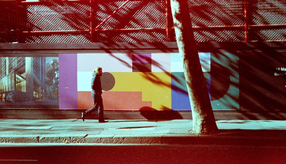 Street colour | Canon Elph 2 | Kodak Advantix 200 (expired)