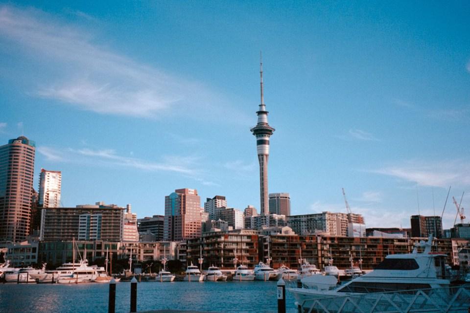 Auckland | Pentax Espio 80V | Kodak Portra 400
