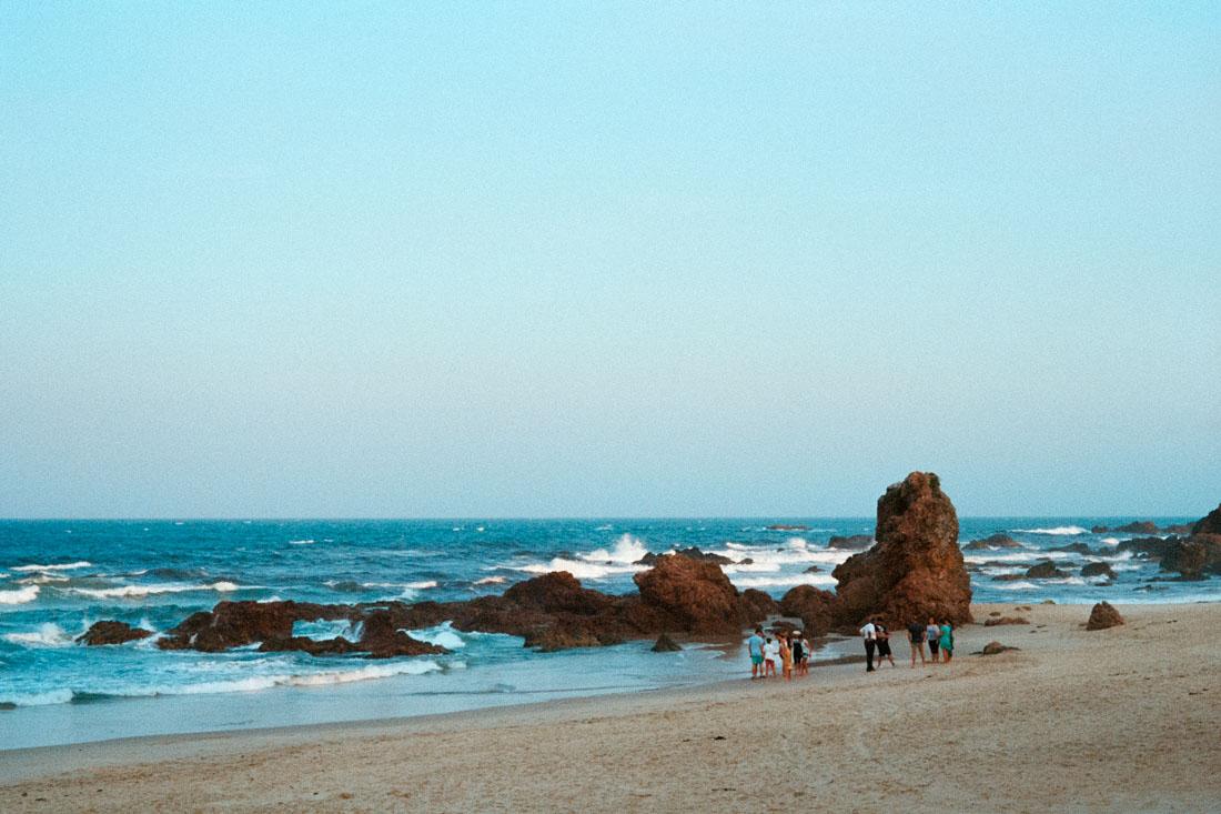 Beach, Port Macquarie | Pentax Espio 80V | Kodak Ultramax 400