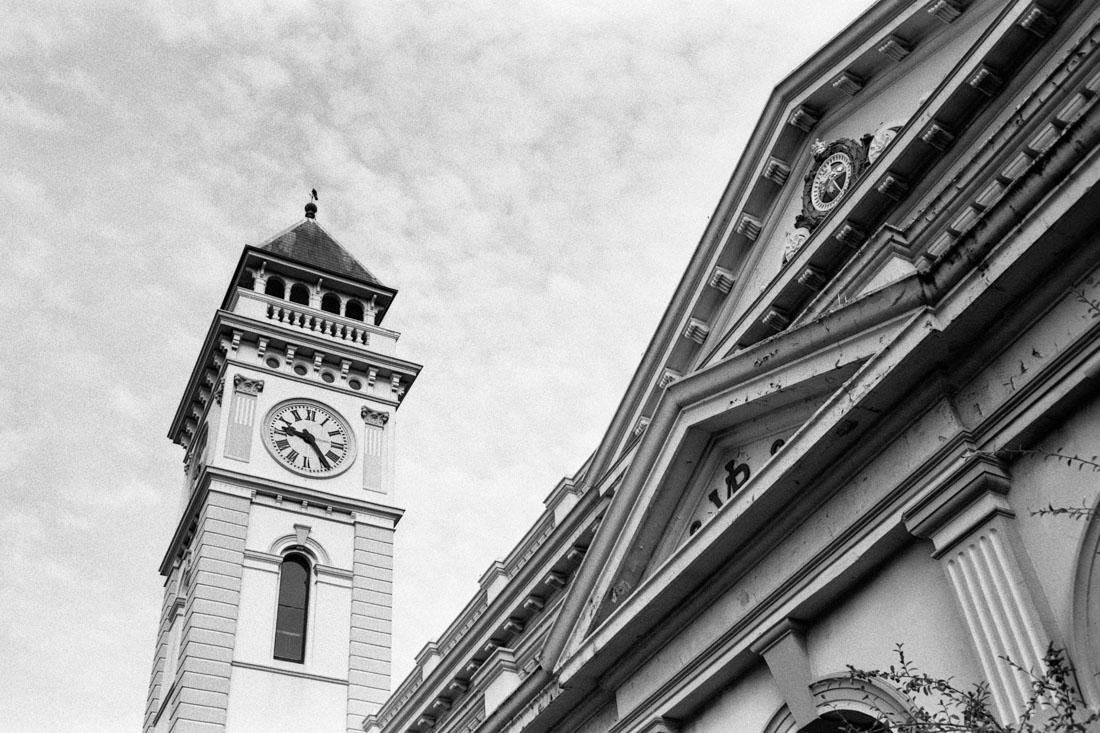Balmain City Hall | Topcon RE Super | Topcor 3.5cm f/2.8 RE Auto | JCH Street Pan 400